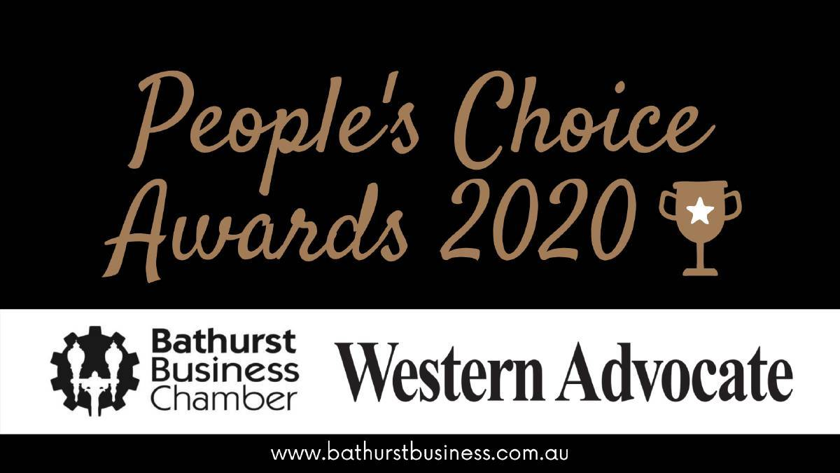 Vote now for your favourite Bathurst business in the People's Choice Awards