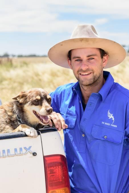 Farmer speaks up about mental health in rural Australia