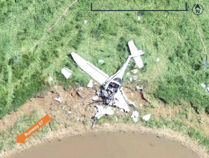 TRAGEDY: An investigation is ongoing into a fatal plane crash in Carcoar. Photo: ATSB