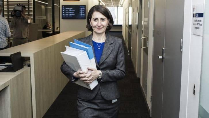 Coronavirus: NSW Premier Gladys Berejiklian expected to ...