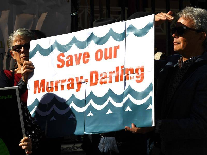 The SA government has released a royal commission report into the Murray-Darling Basin.