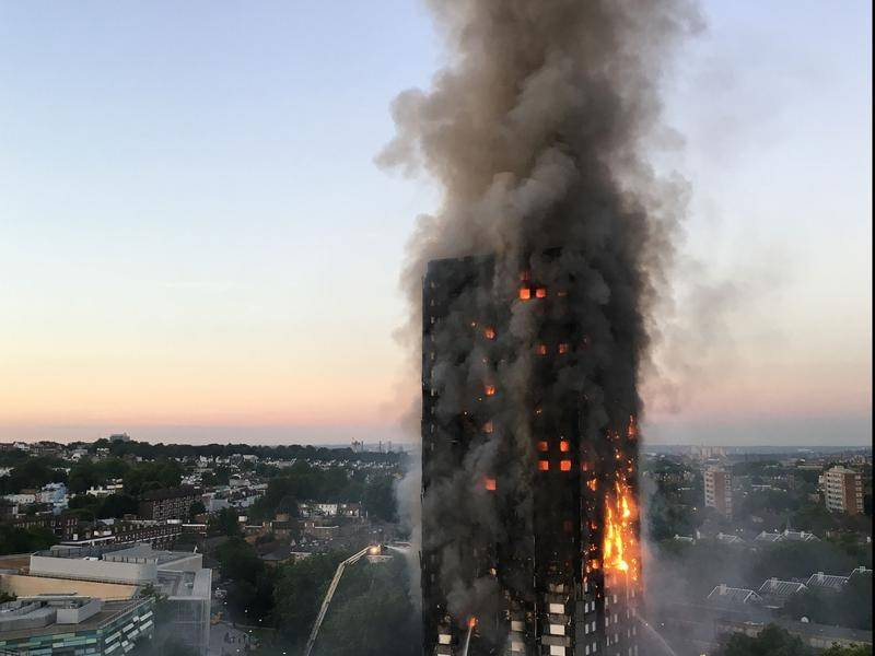 A review after London's Grenfell Tower fire found the UK's building regulations system is broken.