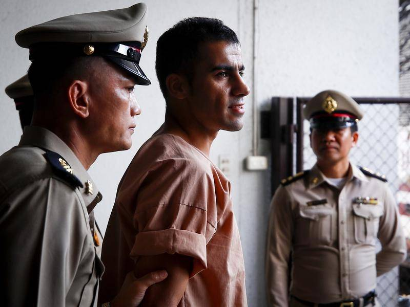 Al-Araibi, who fled Bahrain in 2014, was arrested while on honeymoon in Bangkok in November .