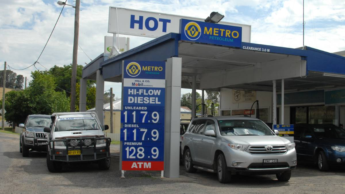 Fuel prices will be reduced by 9 cents from Wednesday